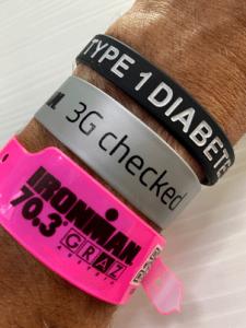 Triathlonwettkampf als Diabetiker während der Pandemie